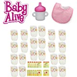 Amazon Com Baby Alive All Dressed Up N Ready To Go Doll