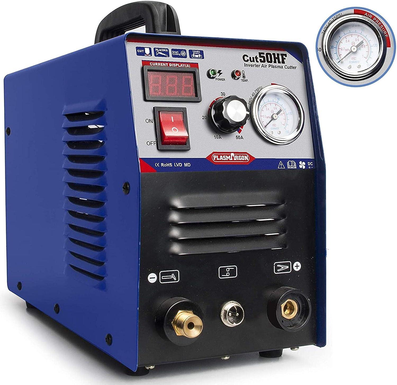 Pilot Arc DC Inverter Plasma Cutter Machine Daul Voltage 110//220V 1-12MM DIY