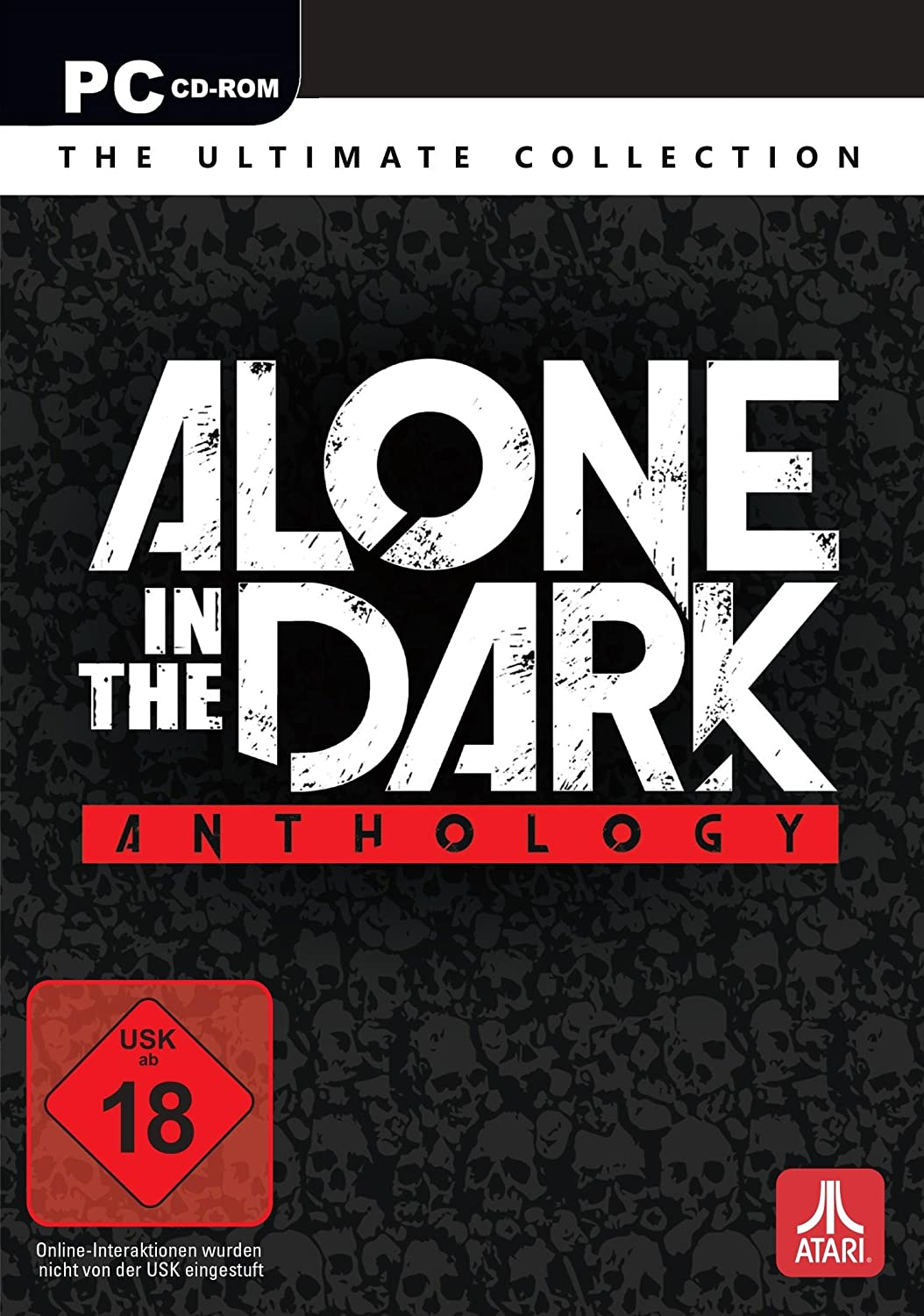 alone in the dark pc 1992