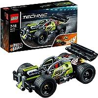 LEGO® Technic KÜT! Çek Bırak Gösteri Arabası, Yaratıcı Oyun Seti, (135 Parça)