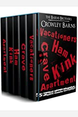Vacationers Crave Ham Kink Apartment: A Five Book Extreme Horror Collection Kindle Edition