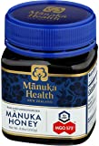 Manuka Health - MGO 550+ Manuka Honey, 100% Pure New Zealand Honey, 8.8 Ounces