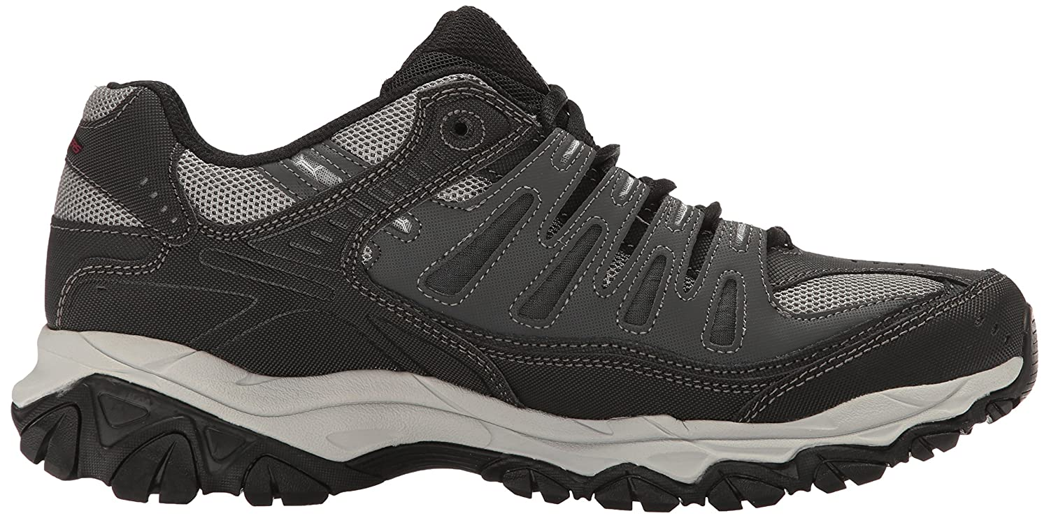 Skechers-Afterburn-Memory-Foam-M-Fit-Men-039-s-Sport-After-Burn-Sneakers-Shoes thumbnail 46