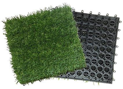 Pavimento pz piastrella moquette prato supporto resina