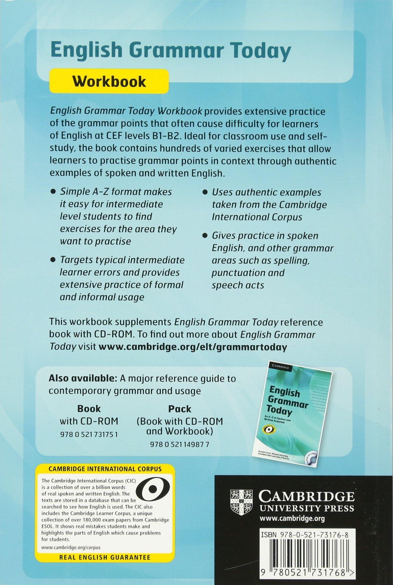 Buy english grammar today workbook book online at low prices in buy english grammar today workbook book online at low prices in india english grammar today workbook reviews ratings amazon fandeluxe Images