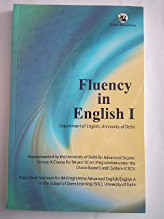 Amazon in: Buy Fluency In English Book Online at Low Prices in India