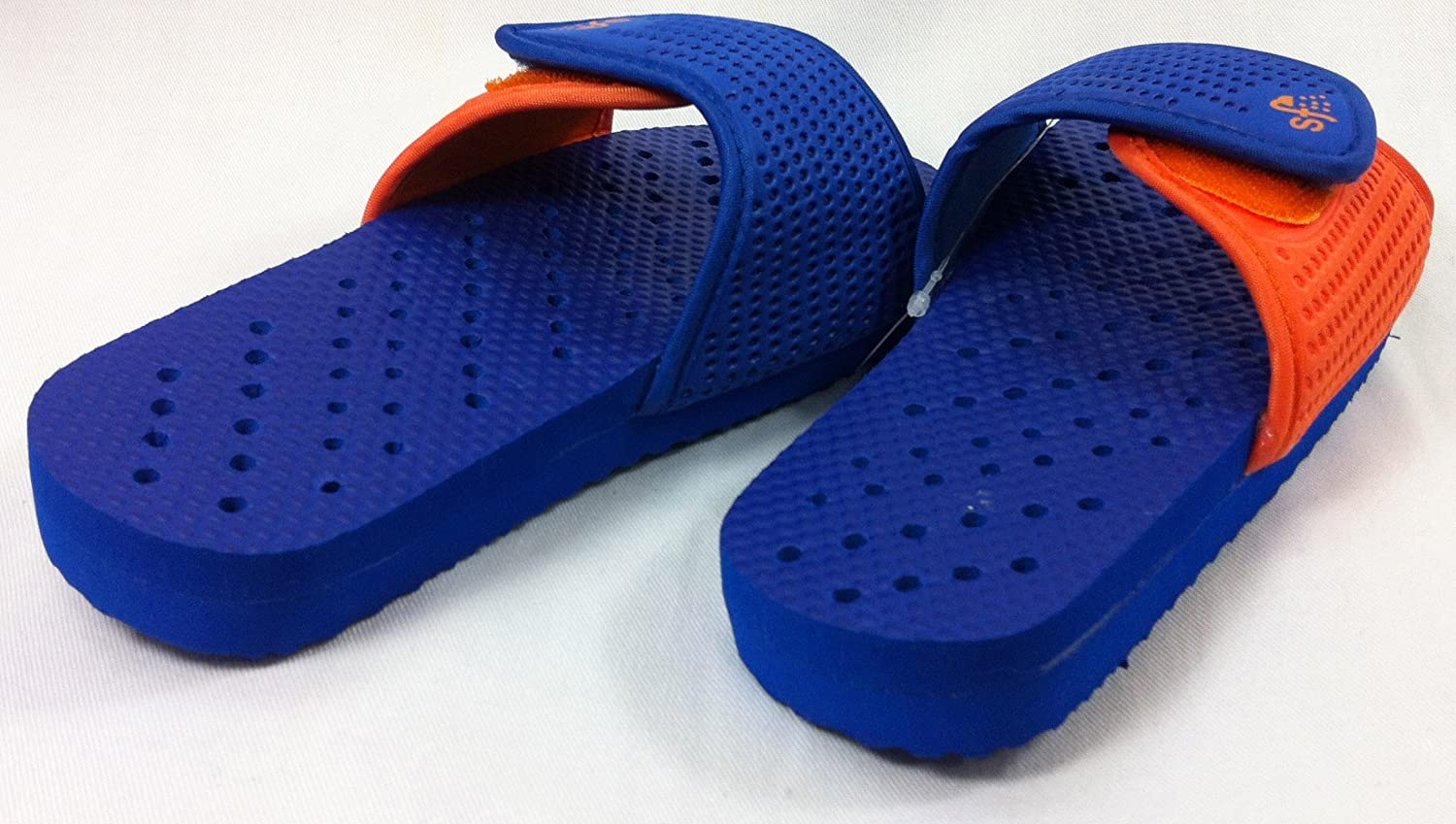093162f56b58 Showaflops Mens Antimicrobial Shower   Water Sandals For Pool Beach Dorm  And  Amazon.in  Clothing   Accessories