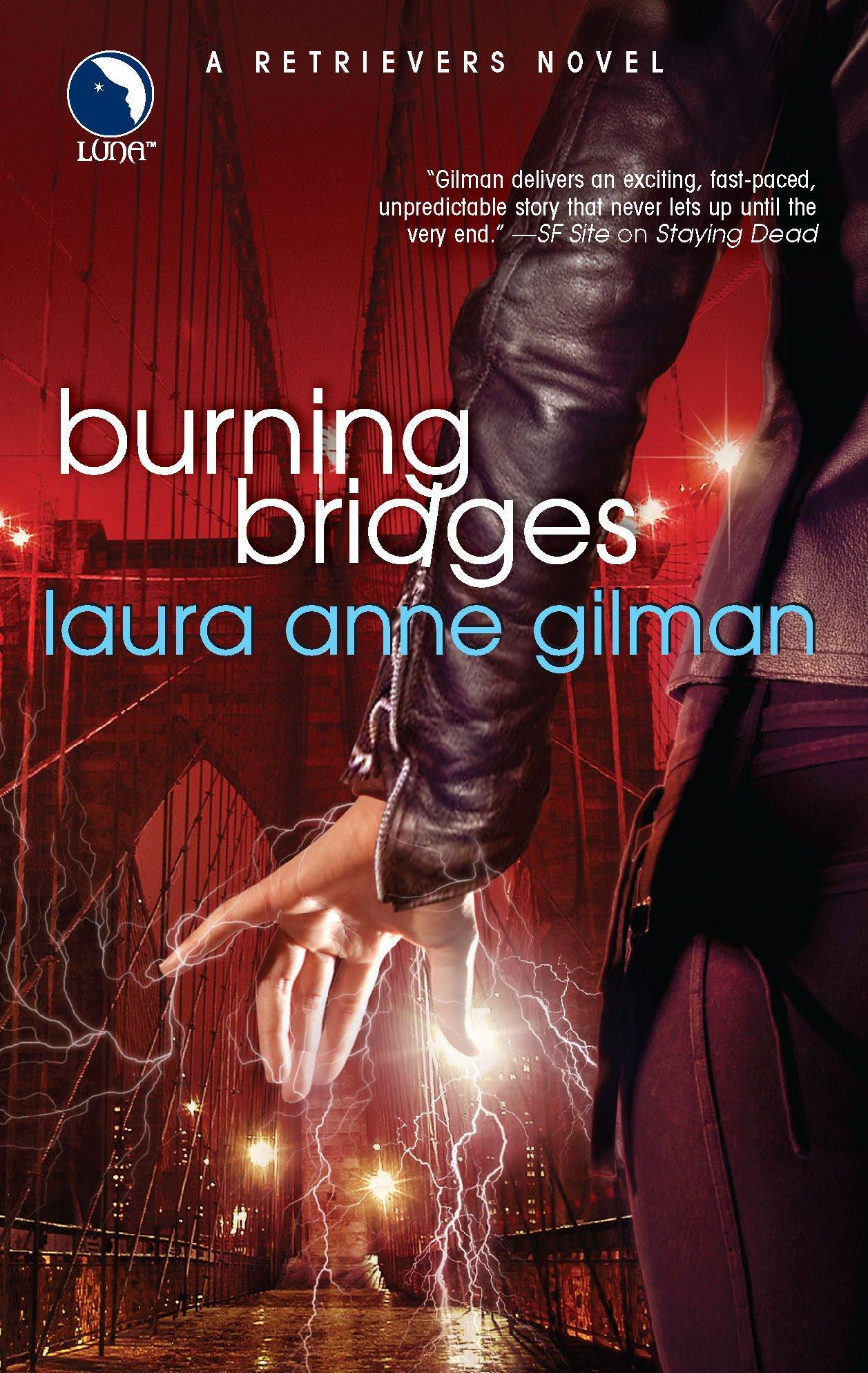 Read Online Burning Bridges (Retrievers, Book 4) pdf epub