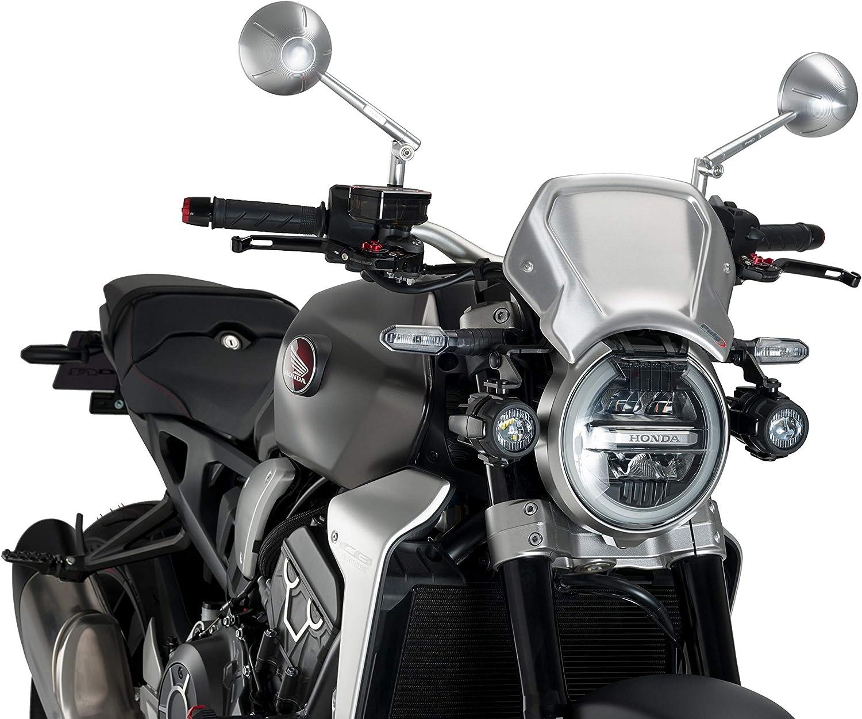 Honda CB1000R NEO Sports CAF/É 18-19 Puig Aluminium Frontal Plate 9803N CB650R