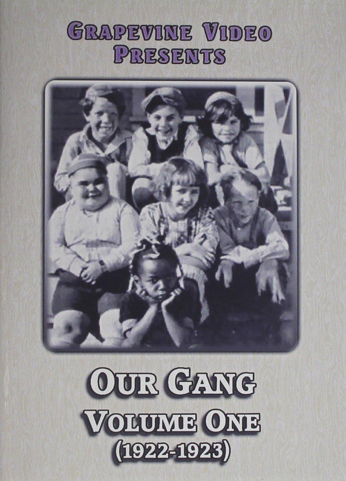 DVD : Our Gang: Volume 1 (DVD)