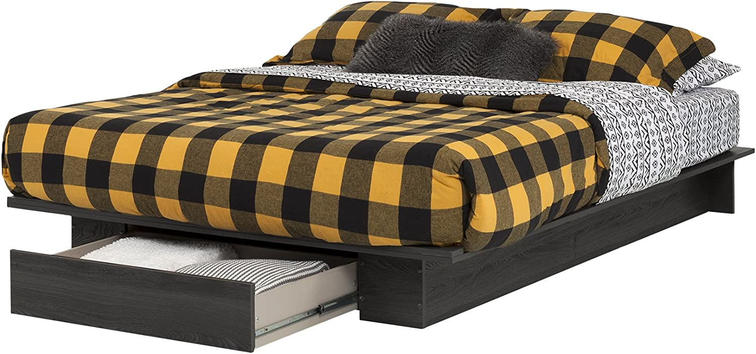 South Shore Holland Full/Queen Size Platform Bed