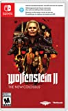 Wolfenstein II: The New Colossus - Nintendo Switch - Standard Edition