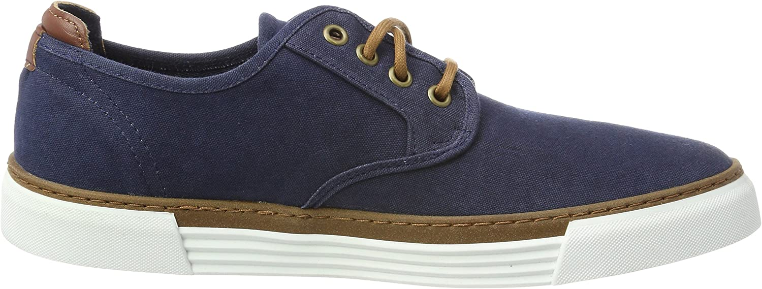 camel active Racket 14, Sneakers Basses Homme Bleu Navy 08