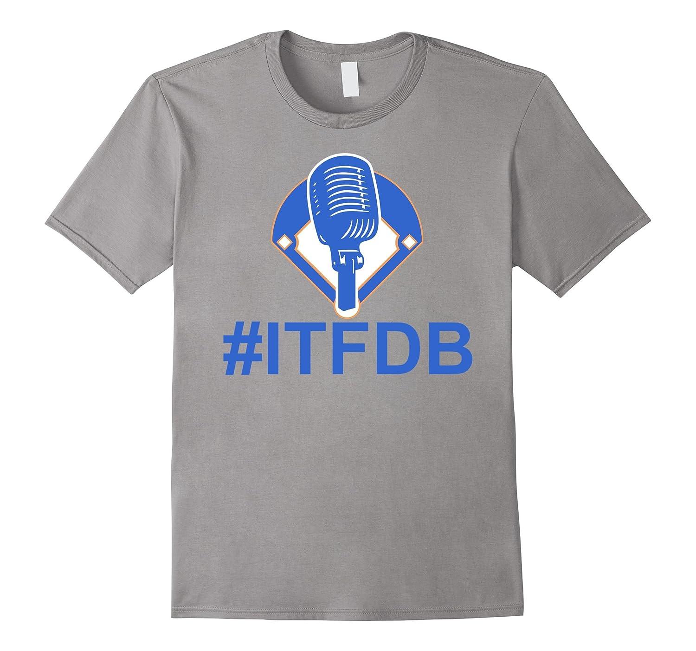 #ITFDB L.A Tshirt-T-Shirt