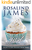 Just For Now (Escape to New Zealand Book 3)