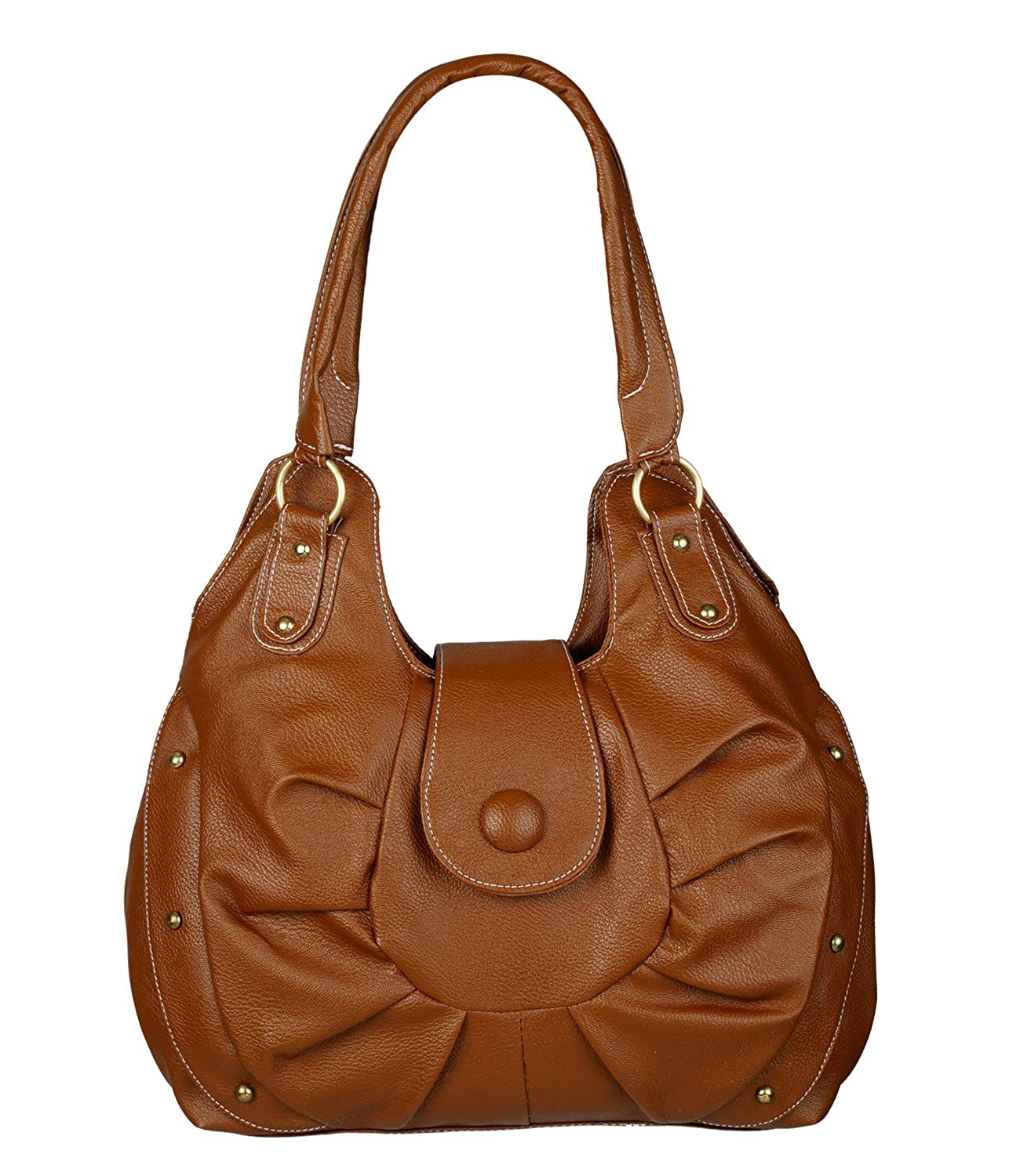 Meridian Women's Hand Bag (Brown,Mrb-026)