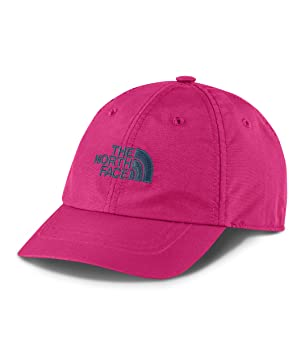 f0e7c483158 The North Face Kids Unisex Youth Horizon Hat Atomic Pink Blue Wing Teal SM (