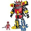 Imaginext Power Rangers Morphin Megazord Gift Set