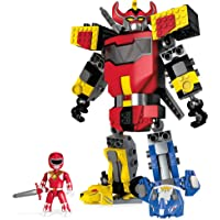 Imaginext Power Rangers Morphin Megazord Gift Set