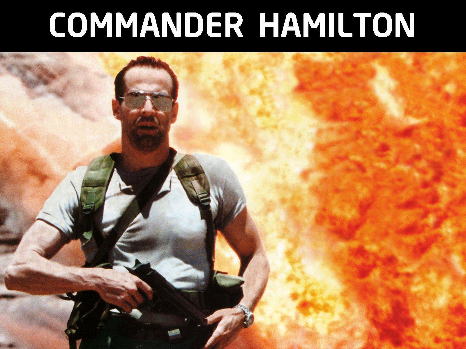 Amazon com: Watch Commander Hamilton (English subtitled