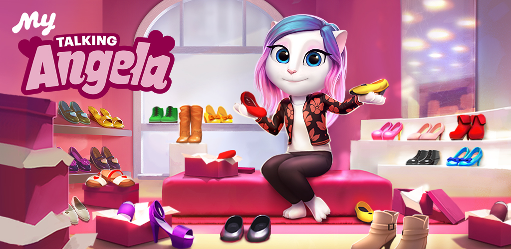 Tall City Delivery >> My Talking Angela - Import It All