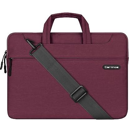 Amazon.com  Cartinoe Laptop Shoulder Bag 14 inch df987fe8a86c1