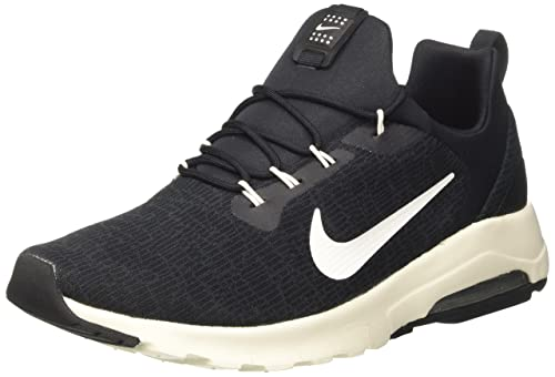 Nike Men's Air Max Motion Racer Trainers, Black (Black/Sail-Anthracite)