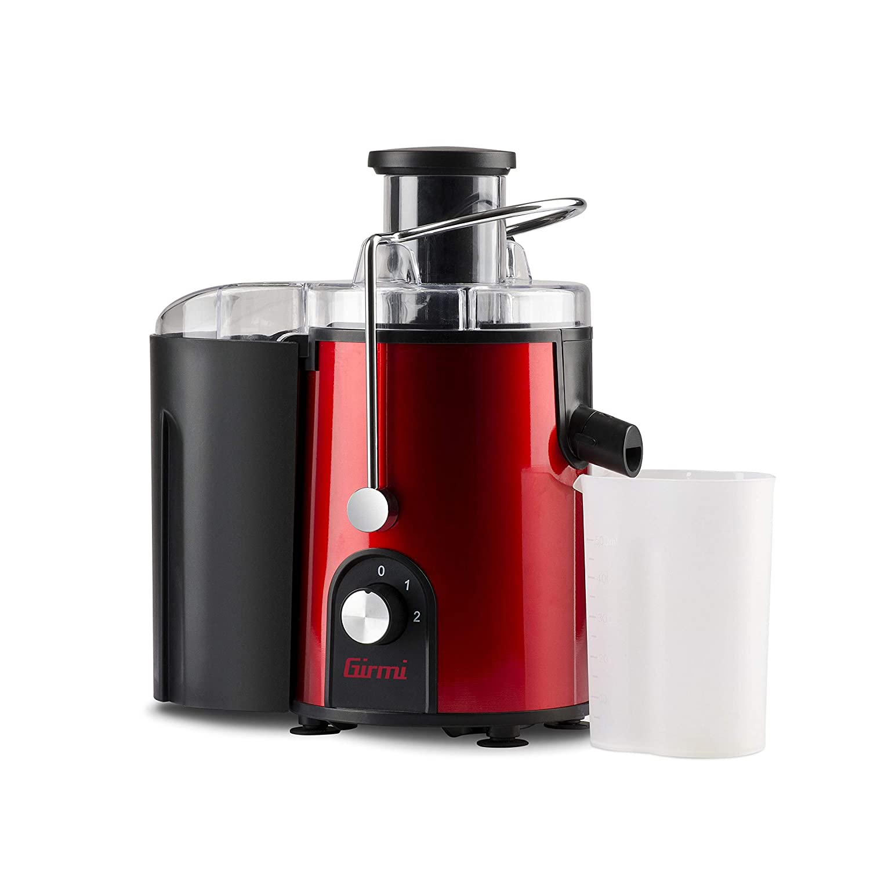 Girmi CE26 Licuadora centrífuga Negro, Rojo 400 W - Exprimidor ...