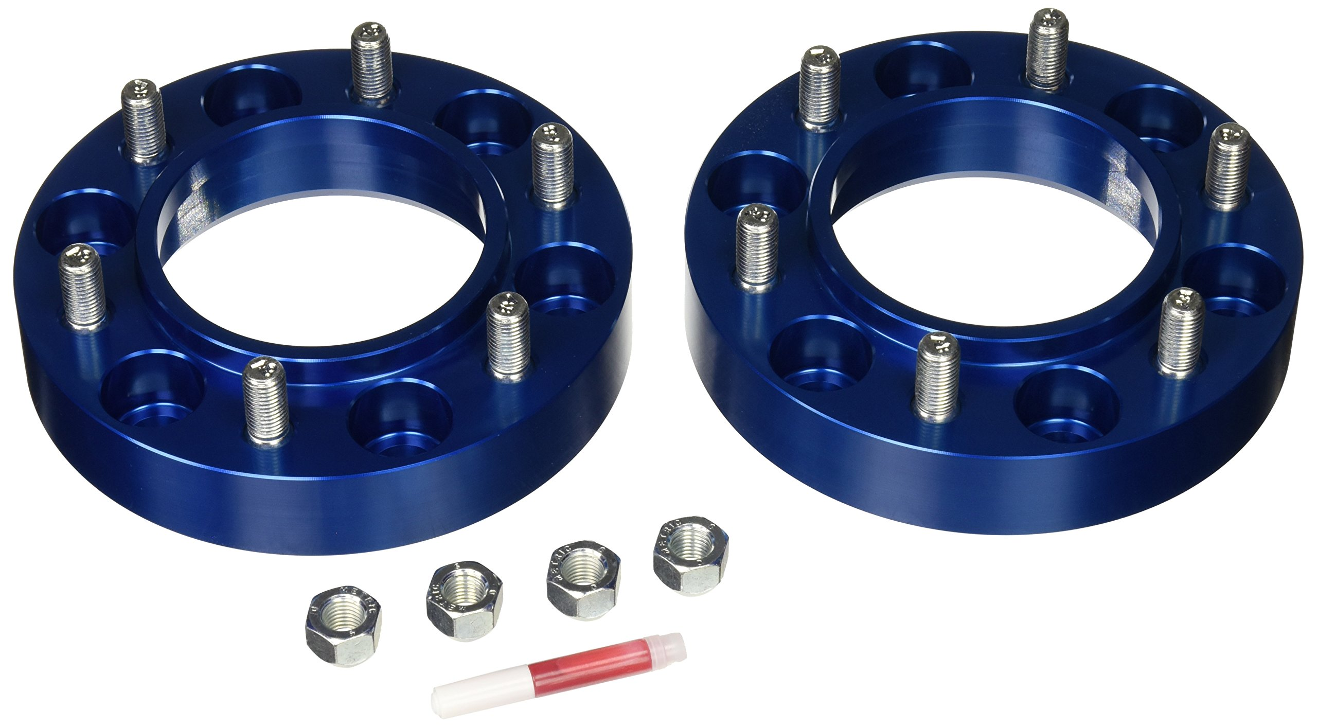 Spidertrax Offroad WHS-007 SpiderTrax Wheel Spacers Toyota Hub Centric (Late Model) by Spidertrax (Image #1)