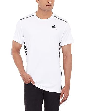 adidas Herren T-shirt Cool 365 Tee, Weiß, XS, 4056561817843