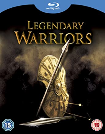 legendary warriors 4 film box set blu ray 2011 region free amazon
