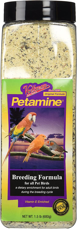 Volkman Petamine Breeder Formula, 1.5 Lb