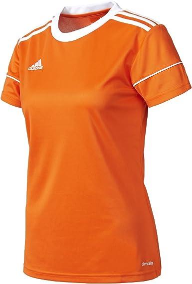 adidas Squad 17 JSY W Camiseta, Mujer
