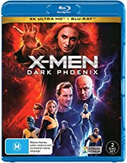 X-MEN: DARK PHOENIX (UHD)(2 DISC)
