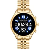 Michael Kors Access Gen 5 Lexington Smartwatch- Powered with Wear OS by Google with Speaker, Heart Rate, GPS, NFC, and…