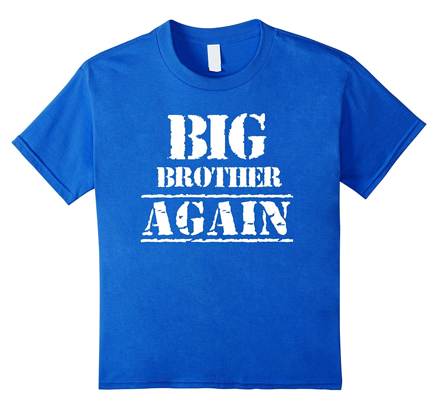 Big Brother Again T Shirt Tee-Veotee