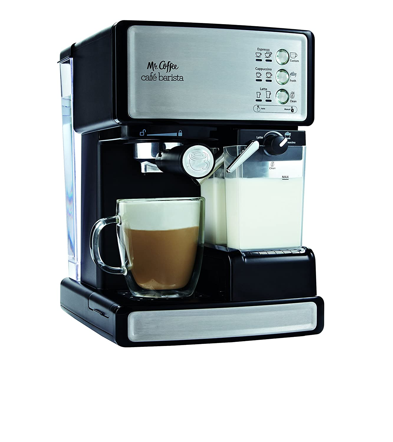 Mr. Coffee Cafe Barista Espresso Maker Review