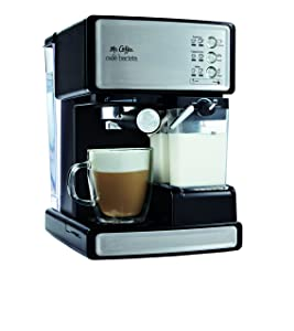1. Mr. Coffee BVMC-ECMP1000-RB Cafe Barista Espresso Maker Machine