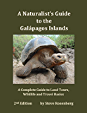 A Naturalist Guide to the Galápagos Islands - 2nd Edition