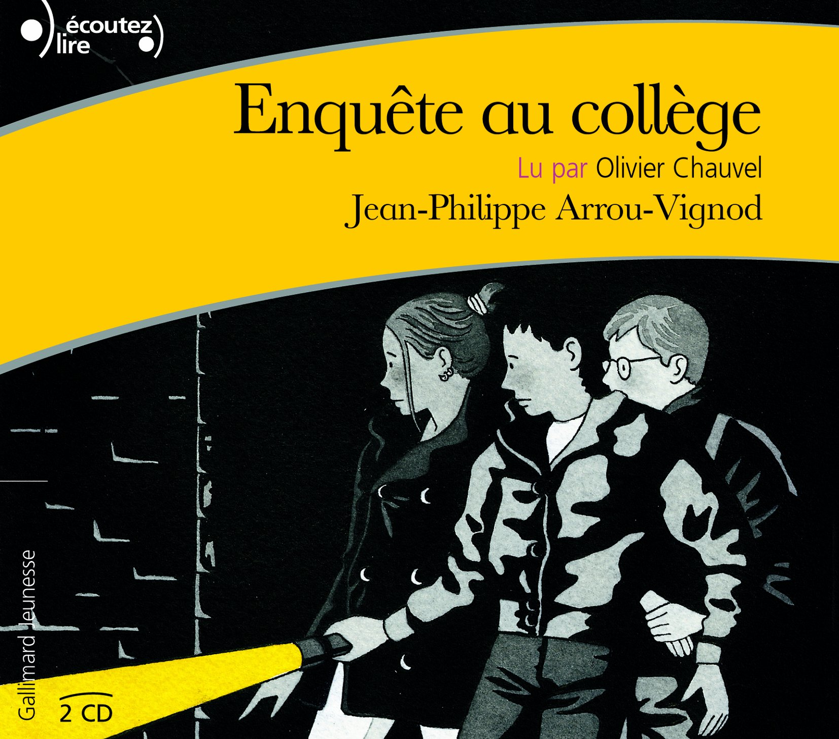 Enquete Au College 2 Enquete Au College Audio Livre