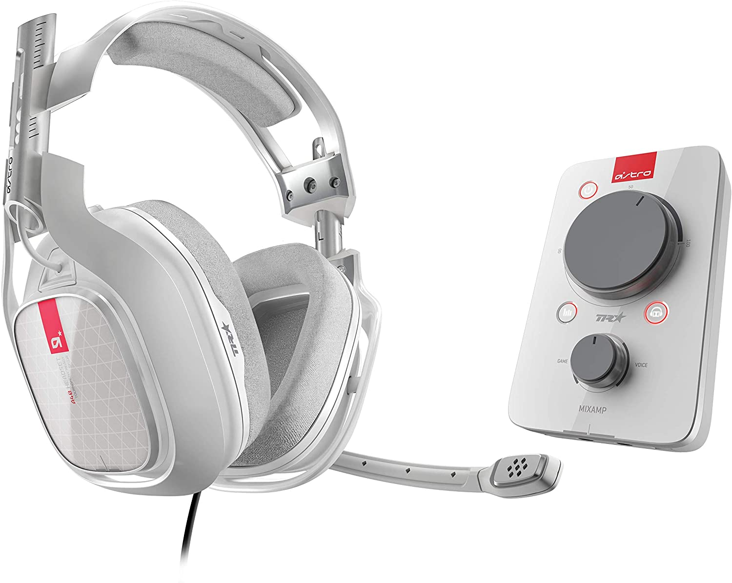 Amazon com: ASTRO Gaming A40 TR Headset + MixAmp Pro TR for