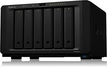 Synology DS3018xs/36TB-RED 6 Bay NAS -