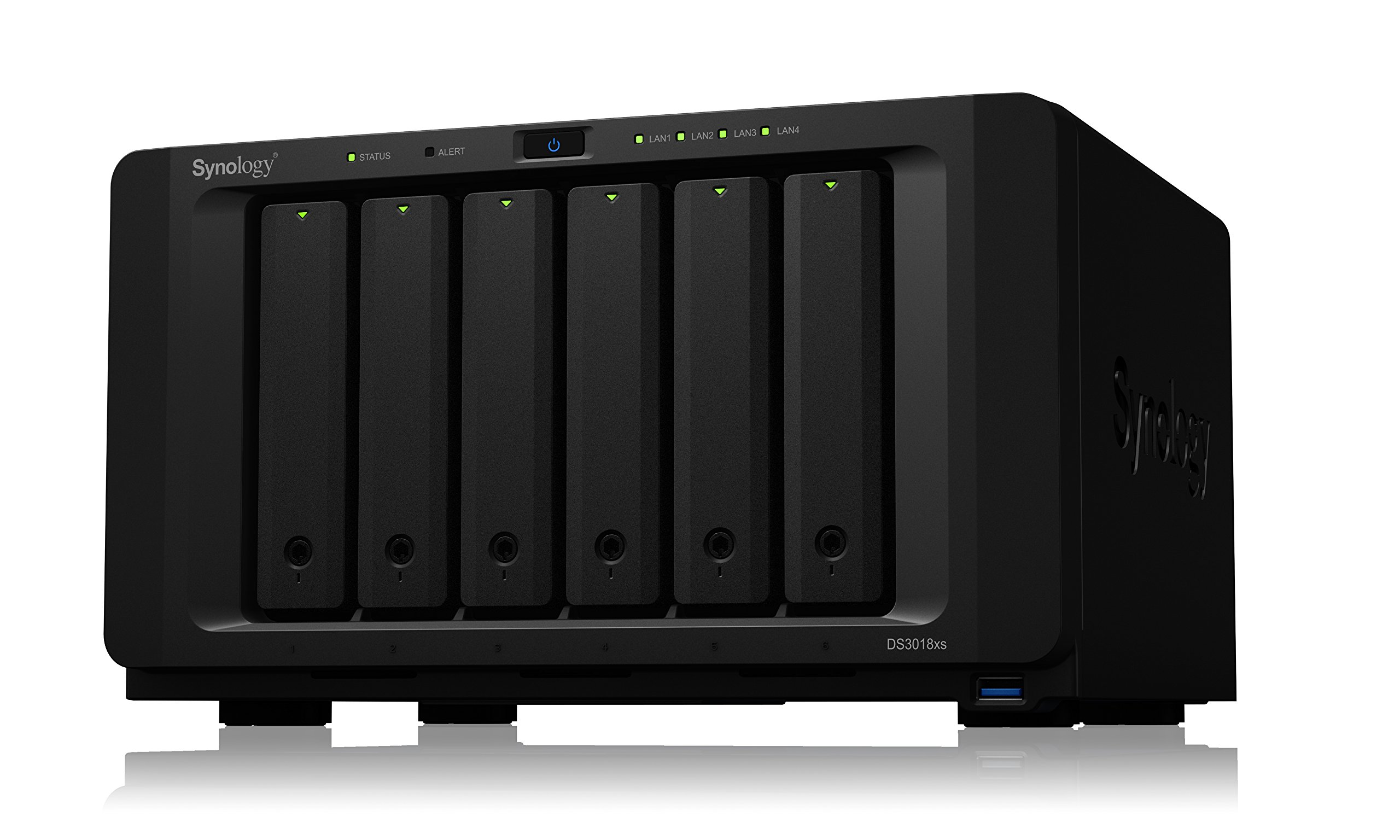 Synology 6 bay NAS DiskStation DS3018xs (Diskless)