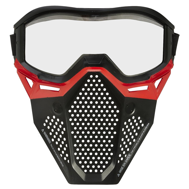 Nerf Rival - Máscara, color rojo Hasbro B1616000