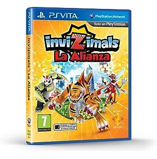 Invizimals: La Resistencia: playstation vita: Amazon.es ...
