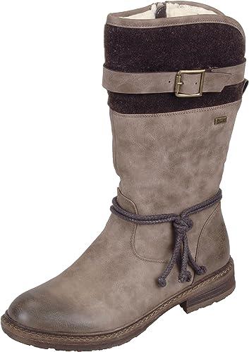 Rieker 94778 25 bottes & bottines femme Rieker Tex: Rieker