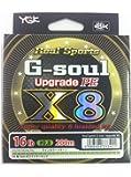 よつあみ(YGK) ライン G-soul X8 UPGRADE200m 16Lb(0.8)