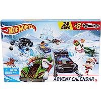 Hot Wheels GJK02 Hw Advent Calendar