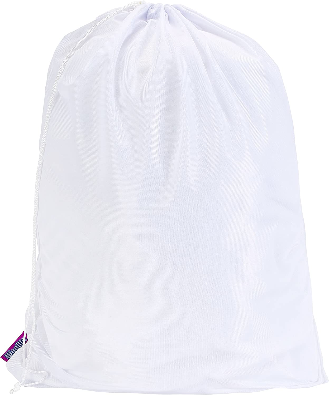 Woolite Santized Mesh Laundry Bag, 24 x 34, Assorted