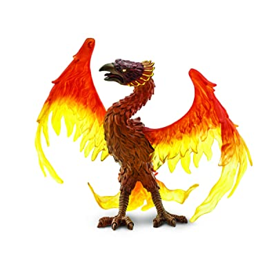 Safari Ltd Mythical Realms Phoenix: Toys & Games